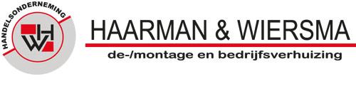 Haarman & Wiersma Logo